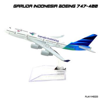 เครื่องบินโมเดล GARUDA INDONESIA Boeing 747-400
