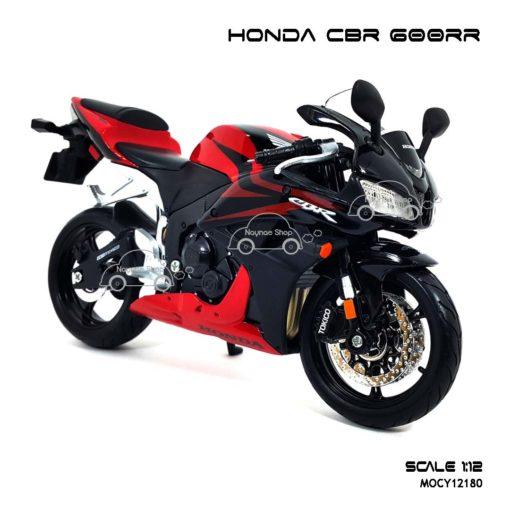 โมเดลบิ๊กไบค์ HONDA CBR 600RR (1:12)