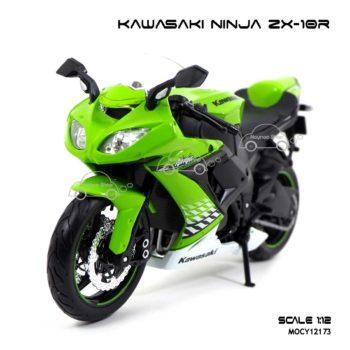 โมเดลบิ๊กไบค์ KAWASAKI NINJA ZX 10R