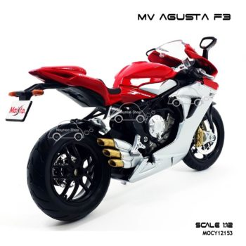 โมเดลบิ๊กไบค์ MV Agusta F3 (1:12)