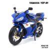 โมเดลบิ๊กไบค์ YAMAHA YZF-R1 สีน้ำเงิน (1:12)