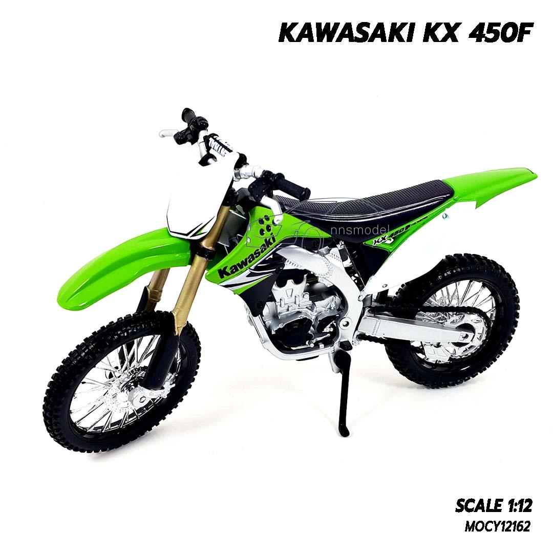Model Kawasaki KX 450F 1:12
