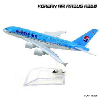 โมเดลเครื่องบิน โดยสาร KOREAN AIR AIRBUS A380