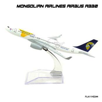 โมเดลเครื่องบิน โดยสาร MONGOLIAN AIRLINES AIRBUS A330