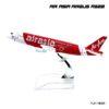 โมเดลเครื่องบิน AIR ASIA AIRBUS A320 Everyone Can Fly
