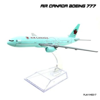 โมเดลเครื่องบิน AIR CANADA Boeing 777 (16 cm)