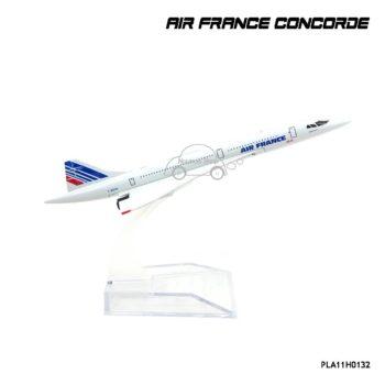 โมเดลเครื่องบิน AIR FRANCE CONCORDE เครื่องบินโมเดล ประกอบสำเร็จ