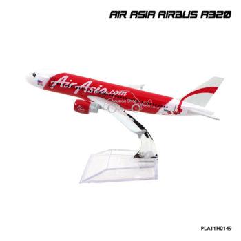 โมเดลเครื่องบิน แอร์เอเชีย AIRBUS A320