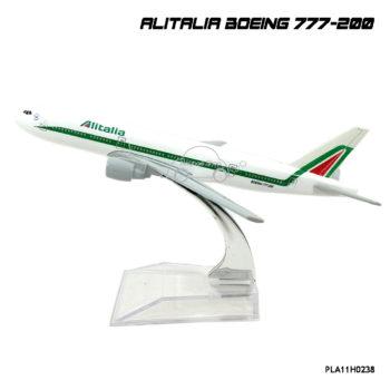 โมเดลเครื่องบิน ALITALIA Boeing 777-200