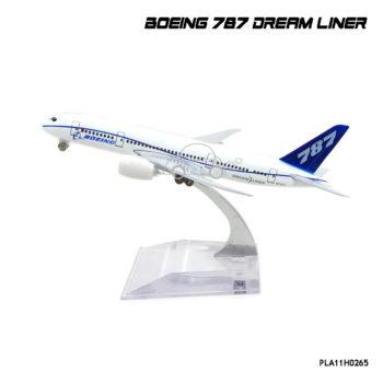 โมเดลเครื่องบิน ดรีมไลเนอร์ B787