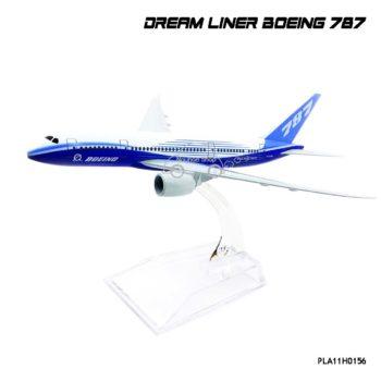โมเดลเครื่องบิน ดรีมไลเนอร์ B787 DreamLiner เครื่องบินจำลอง เหมือนจริง