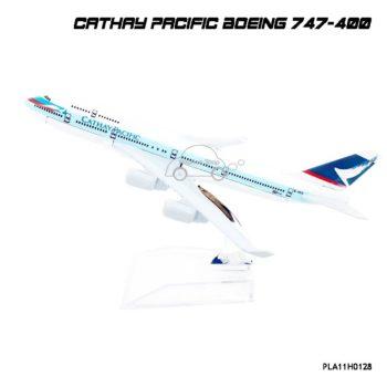 เครื่องบินโมเดล CATHAY PACIFIC Boeing 747-400