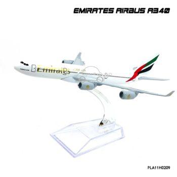 โมเดลเครื่องบิน EMIRATES AIRBUS A340