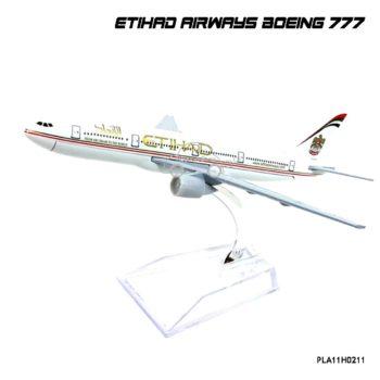 โมเดลเครื่องบิน ETIHAD AIRWAYS Boeing 777
