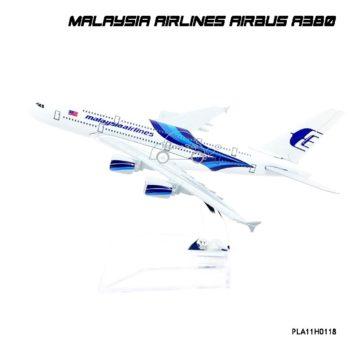 โมเดลเครื่องบิน MALAYSIA AIRLINES AIRBUS A380
