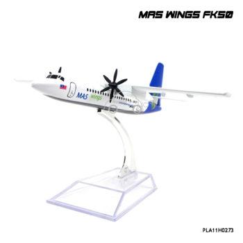 โมเดลเครื่องบิน MAS WINGS FK50 #02