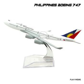 โมเดลเครื่องบิน PHILIPPINES Boeing 747
