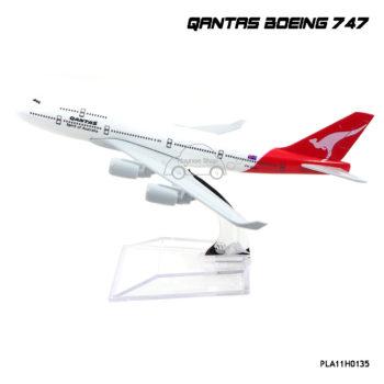 โมเดลเครื่องบิน QANTAS Boeing 747