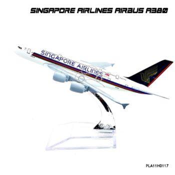 โมเดลเครื่องบิน สิงคโปร์ แอร์ไลน์ Airbus A380