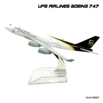 โมเดลเครื่องบิน UPS AIRLINES Boeing 747