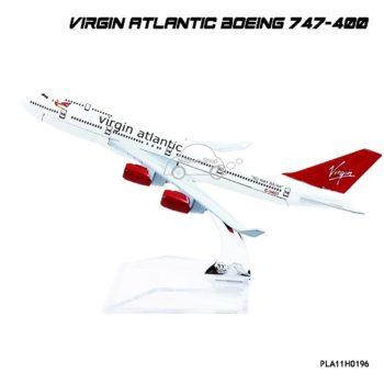 โมเดลเครื่องบิน Virgin Atlantic Boeing 747-400