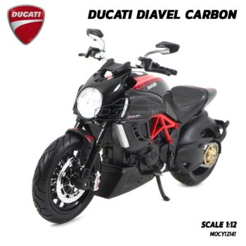 โมเดล Ducati Diavel Carbon (Scale 1:12) Maisto