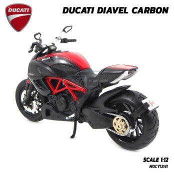 โมเดล Ducati Diavel Carbon (Scale 1:12) โมเดลดูคาติ จำลองเหมือนจริง