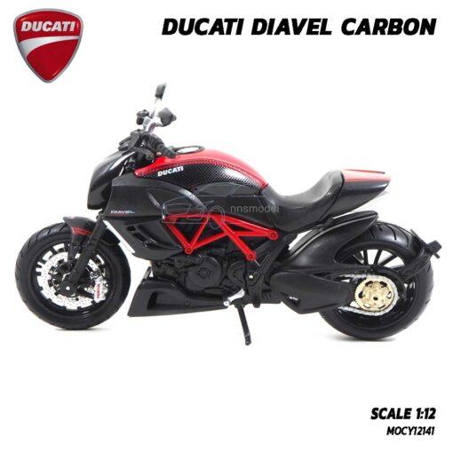 โมเดล Ducati Diavel Carbon (Scale 1:12) โมเดลดูคาติ รุ่นขายดี