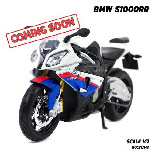 โมเดล S1000RR (Scale 1:12) มาใหม่