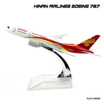 โมเดลเครื่องบิน HINAN AIRLINES Boeing 787