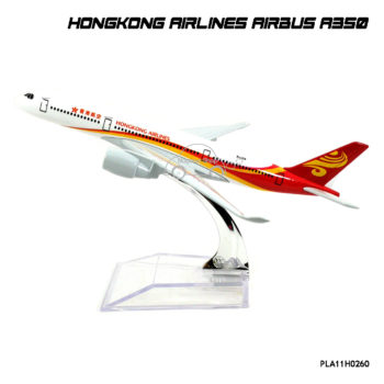 Model Airplane HONGKONG AIRLINES AIRBUS A350