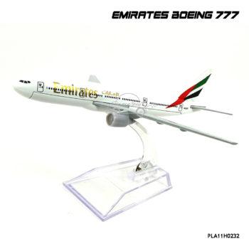 airplane models EMIRATES Boeing 777 ประกอบสำเร็จ