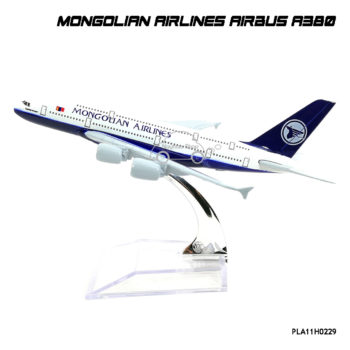 airplane models MONGOLIAN AIRLINES AIRBUS A380