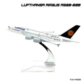 model planes LUFTHANSA AIRBUS A380-800