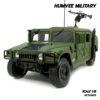 โมเดลรถทหาร HUMVEE MILITARY (Scale 1:18) รถทหารจำลองเหมือนจริง