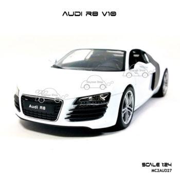 โมเดลรถสปอร์ต AUDI R8 V10 #01