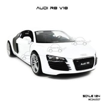 โมเดลรถสปอร์ต AUDI R8 V10