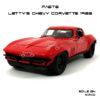 โมเดลรถ ฟาส 8 LETTY CHEVY CORVETTE 1966