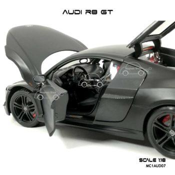 โมเดลรถ AUDI R8 GT ฟังก์ชั่นภายในหรูหราเหมือนจริง
