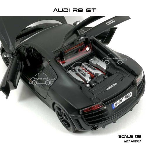 โมเดลรถ AUDI R8 GT ยลโฉมห้องเครื่อง