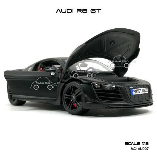 โมเดลรถ AUDI R8 GT จำลองเหมือนจริง