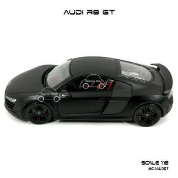 โมเดลรถ AUDI R8 GT ของขวัญชิ้นพิเศษ