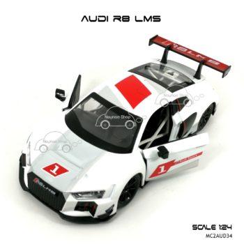 โมเดลรถ AUDI R8 LMS