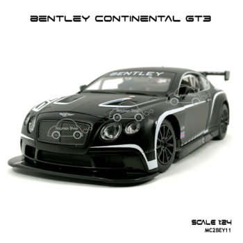 โมเดลรถ BENTLEY CONTINENTAL GT3