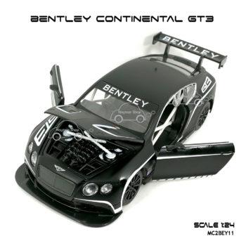 โมเดลรถ BENTLEY CONTINENTAL GT3 สวยๆ