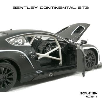โมเดลรถ BENTLEY CONTINENTAL GT3 ภายในขวา