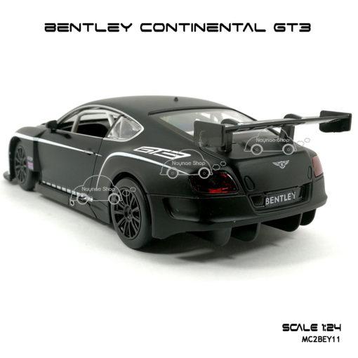 โมเดลรถ BENTLEY CONTINENTAL GT3 ลิขสิทธิแท้