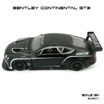 โมเดลรถ BENTLEY CONTINENTAL GT3 เหมือนจริง
