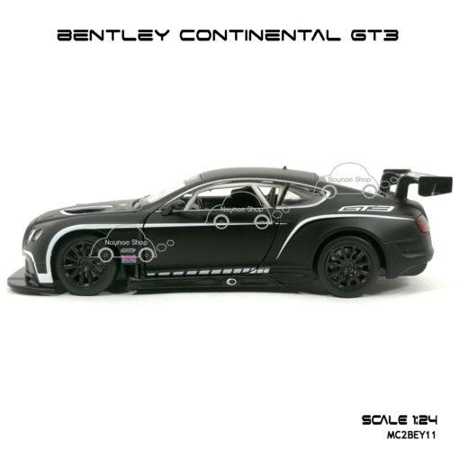 โมเดลรถ BENTLEY CONTINENTAL GT3 ทำจากโลหะผสม