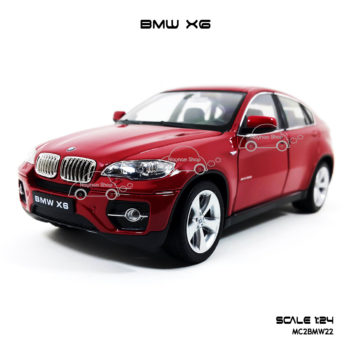 โมเดลรถ BMW X6